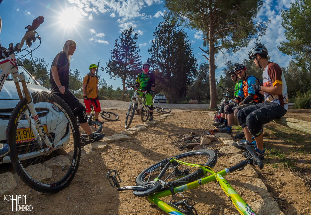 Customized MTB skills coaching
