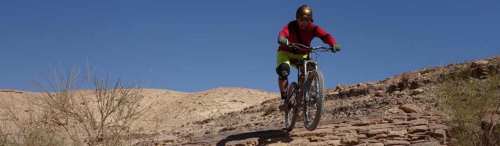 Riding Below Sea Level – Mountain Biking to the Dead Sea