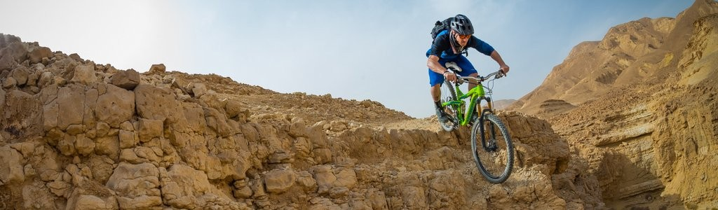 Desert Shred with Sarah Leishman and Mike Hopkins
