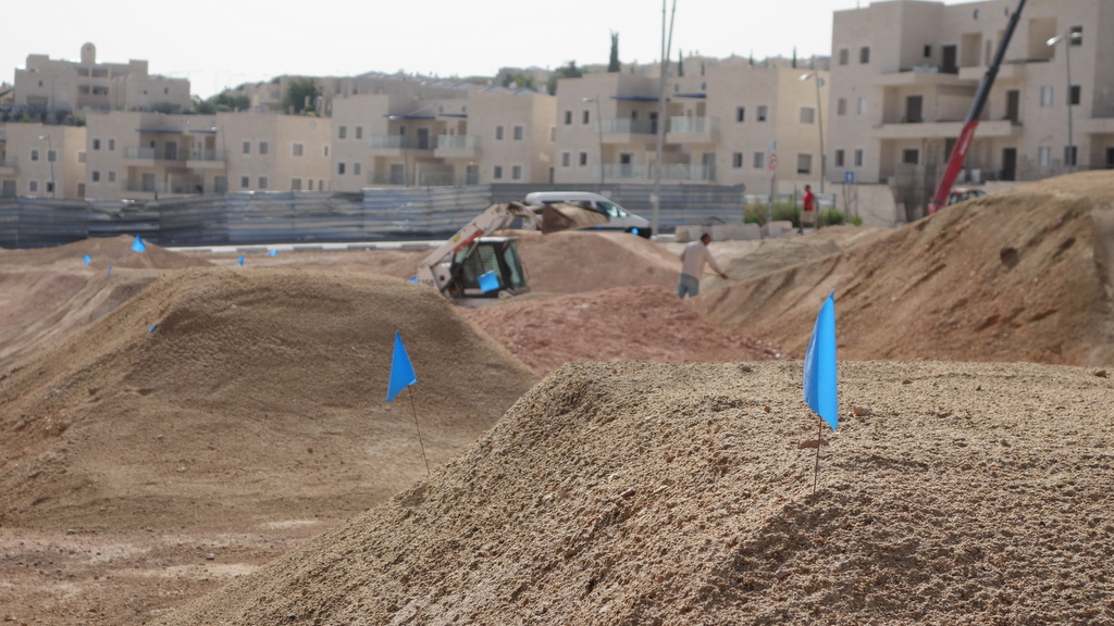 The Dirt Jump lines will be one of the parks main features.