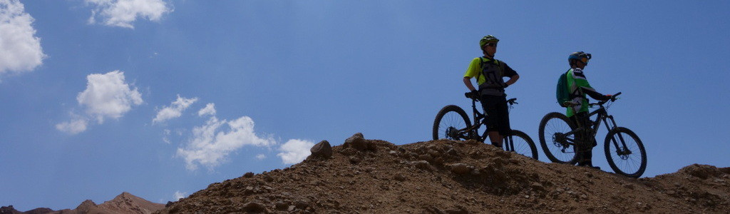 Ever Wondered what a week of riding mountain bikes in Israel looks like?