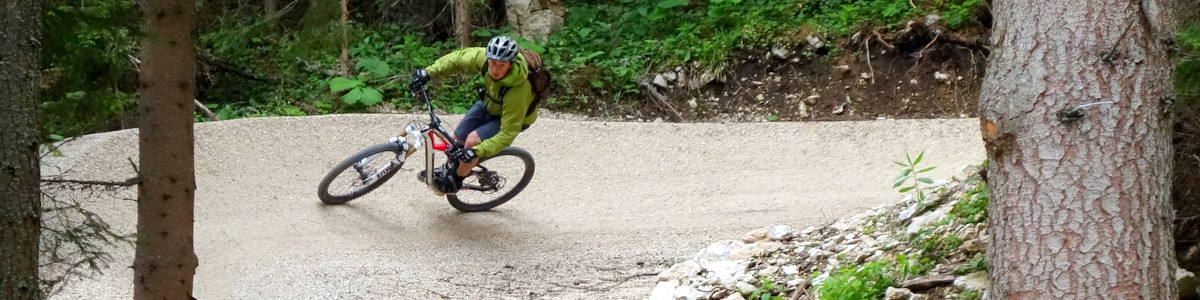 New ride: An awesome flow trail in Mt. Petzen, Austria